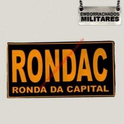 COSTA COLETE RONDAC(AMARELO)