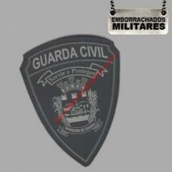 BRASÃO GUARDA MUNICIPAL DE...