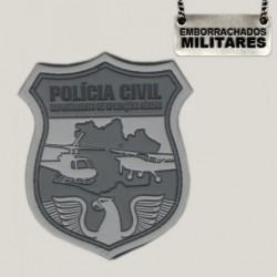 BRASÃO FERA POLÍCIA CIVIL...