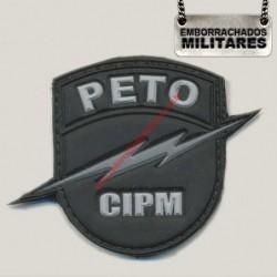 BRASÃO PETO PM BA(DESCOLORIDO)