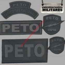 KIT PETO PM BA(GRAFITE)