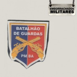 BRASÃO BATALHÃO DE GUARDA...