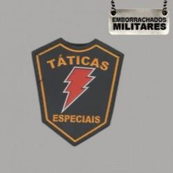 BRASÃO TATICAS ESPECIAS...