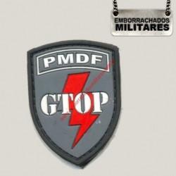 BRASÃO GTOP PM DF(GRAFITE)