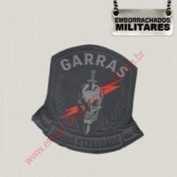 BRASÃO GARRAS POLICIA CIVIL MS