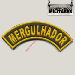 MANICACA MERGULHADOR(AMARELO)
