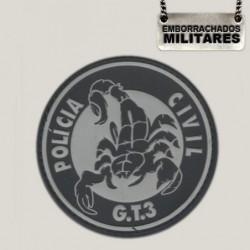 BRASÃO POLÍCIA CIVIL G.T.3...