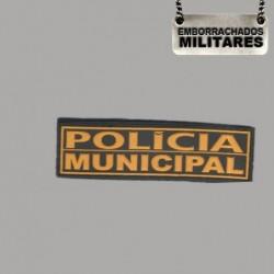 NOME TARJETA POLÍCIA...