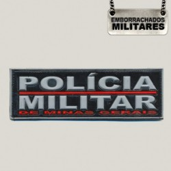 NOME PORTA TRECO POLÍCIA...