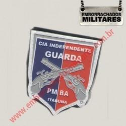 BRASÃO CIA INDEPENDENTE DE...