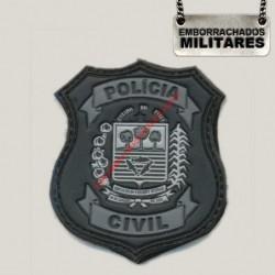 BRASÃO POLÍCIA CIVIL PI(PRETO)