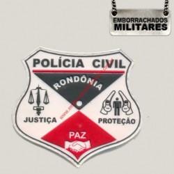BRASÃO POL͍CIA CIVIL...