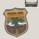 BRASÃO FERA POLÍCIA CIVIL ESQUADRÃO FENIX AM  (COLORIDO)