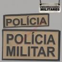 KIT POLICIA MILITAR(KAKI)
